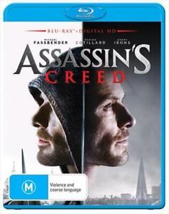 Assassins Creed Blu-ray