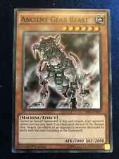 Ancient Gear Beast Yugioh Card Genuine Yu-Gi-Oh Trading Card