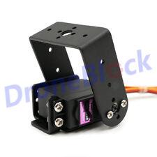 Servo Bracket 2 DOF Short Pan Tilt Sensor Camera Mount Kit Camera Gimbal MG996