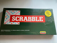 SCRABBLE BRAND NEW SEALED Board Game Spears Original 1983 - Made in England RARE