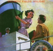 THE MAGNETIC FIELDS - HOLIDAY  CD  14 TRACKS CLASSIC ROCK & POP  NEU
