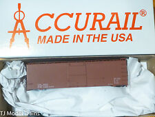 Accurail HO #1397 Data Only (1940's) 36' Dbl. Sheath Mtl Ends (Plastic Kit)