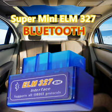 Mini ELM327 OBD2 V2.1 Car Bluetooth Scanner Android Auto Scan Diagnostic Tool