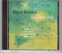 (HH388) Peter Belsten, Andrea's July - 2009 CD