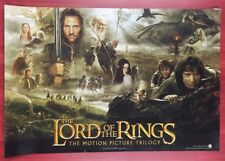 LORD OF THE RINGS RETURN OF THE KING MOVIE POSTER 1 Sided ORIGINAL MINI 20x13.5