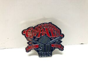 30 Years 1981 2006 Cooperstown Bat Co Baseball League Lapel Hat Pin Button