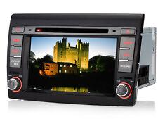 "Per Fiat Bravo 2007-2012 3G WIFI 7"" HD Autoradio Navigazion Stereo Radio GPS MP3"