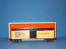 LIONEL -  6 - 83656  -  COORS  HERITAGE   BEER  WOOD-SIDED  REEFER