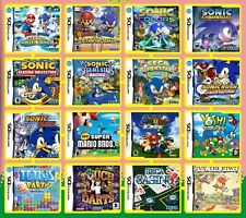 165 games in 1 package NINTENDO DS/DSi/3DS great titles