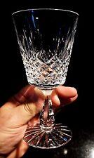 Beautiful Waterford Crystal Kenmare Water Goblet