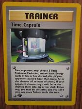 TIME CAPSULE 1ST EDITION NON HOLO POKEMON CARD 90/111 NEO GEN NEVER PLAYED NM