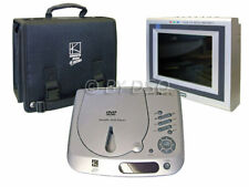 Kingavon Travel DVD Player 5 inch LCD Colour TV for Home Car Motorhome Camping
