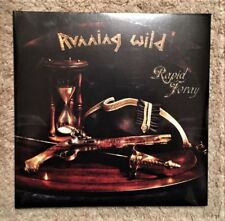 Running Wild - Rapid Foray (Ltd Edition Yellow Double Vinyl+CD - Only 200 Made)