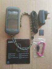 GPS Garmin Montana 600 Handheld completo Reino Unido Reino Unido y Europa completo y de primera calidad Mapas