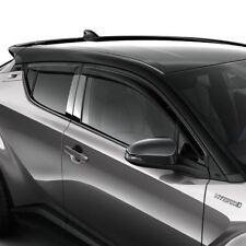 Genuine Toyota C-HR - Front Wind Deflectors PW162-10002