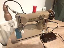 Rare Singer 216G Vintage Zig Zag Électrique Couture Machine