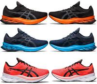ASICS  NOVABLAST Running Shoes Road, Jogging, Sports Trainers