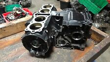 1982 HONDA CB650SC NIGHTHAWK CB 650 HM742 ENGINE TRANSMISSION CRANKCASE CASES