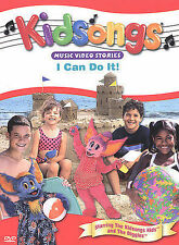Kidsongs - I Can Do It, New DVDs