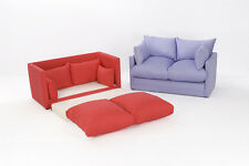 Sofa Fold Out Childrens Guest Bed 9 Colours FREE DELIVERY Leanne