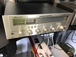 Marantz Model 1515 AM/FM Stereo Receiver…..Tested!