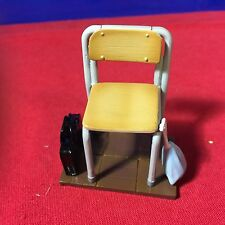 Megahouse Dollhouse Miniature Study Chair and Bag 2002