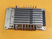 AUDI A4 B6 2004 CABRIOLET CONVERTIBLE '05 BOSE AMP AMPLIFIER 8H0035223C