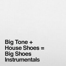 Big Shoes Instrumentals - House Shoes (2019, Vinyl NIEUW)2 DISC SET