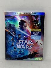 Star Wars: The Rise of Skywalker (Blu-ray + Digital, 2020) New w/Slip