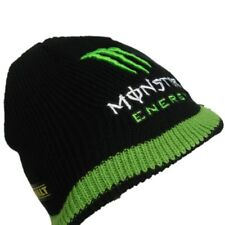 HAT Beanie Black BSB Bike Gear MotoGP Superbikes Racing Tech3 Monster Energy AUS