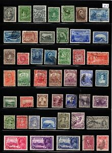 Lot #1 good stamps Newfoundland Canada used