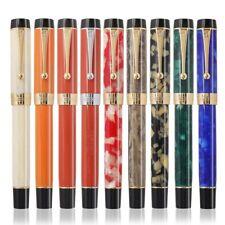 Jinhao 100 Centennial Acrylic Fountain Pen Fine Nib 0.5mm Writing Office Gift #B
