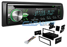 NEW PIONEER CAR STEREO RADIO BLUETOOTH W/ USB & AUX INPUTS AND INSTALLATION KIT