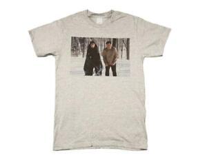 The Sopranos Pine Barrens episode Grey T-Shirt Size S-3XL moltisanti tony paulie