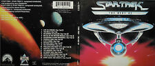 STAR TREK, THE BEST OF CD, 1991, EU