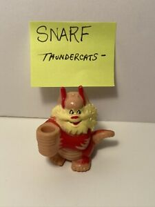 Vintage 1986 THUNDERCATS SNARF Pencil Topper - SUPER RARE - BACK TO SCHOOL