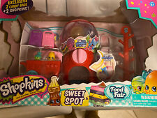 Shopkins Sweet Spot Playset Food Fair