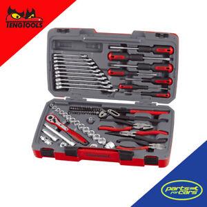 Teng Tools - 67 Piece - 3/8 Inch Drive - Tool Set