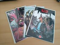 BLEED THEM DRY #1-4 VAULT COMICS 2020 ALL COVER B VARIANTS HOT BRAND NEW NM/MT!