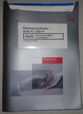 Werkstatthandbuch Audi A2 Elektrische Anlage Eigendiagnose ab 2001