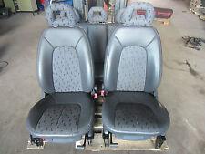 Teilleder Ledersitze Sitze Innenausstattung Leder Mercedes W168 A190 a170 a160