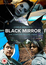 BLACK MIRROR COMPLETE SERIES 2 DVD Second Season Rory Kinnear Lindsay UK New R2