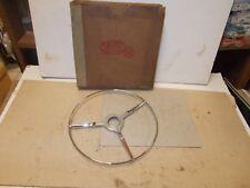 Mopar NOS Steering Wheel Horn Ring 40 Plymouth