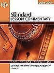 KJV Standard Lesson Commentary: International Sunday School Lessons (Standard