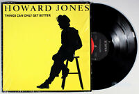 "Howard Jones - Things Can Only Get Better (1985) Vinyl 12"" Single •PLAY-GRADED•"