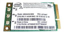Original Lenovo Wireless WiFi Link, Model: 4965AGN MM2, FRU: 42T0867