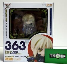 In STOCK Nendoroid Fate/Stay Night Saber Alter Reissue 363 Action Figure