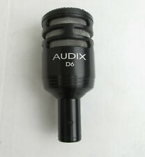 Audix D6 Dynamic Microphone - New Old Stock, Free Shipping