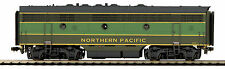 HO MTH Northern Pacific F-7 B-Unit for 2 Rail w/DCC Sound 80-2122-1