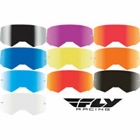 2020 Fly Racing Repl. Goggle Lens for Zone/Focus MX Goggles - Pick Size & Color